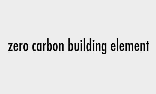 zero_carbin_building_element