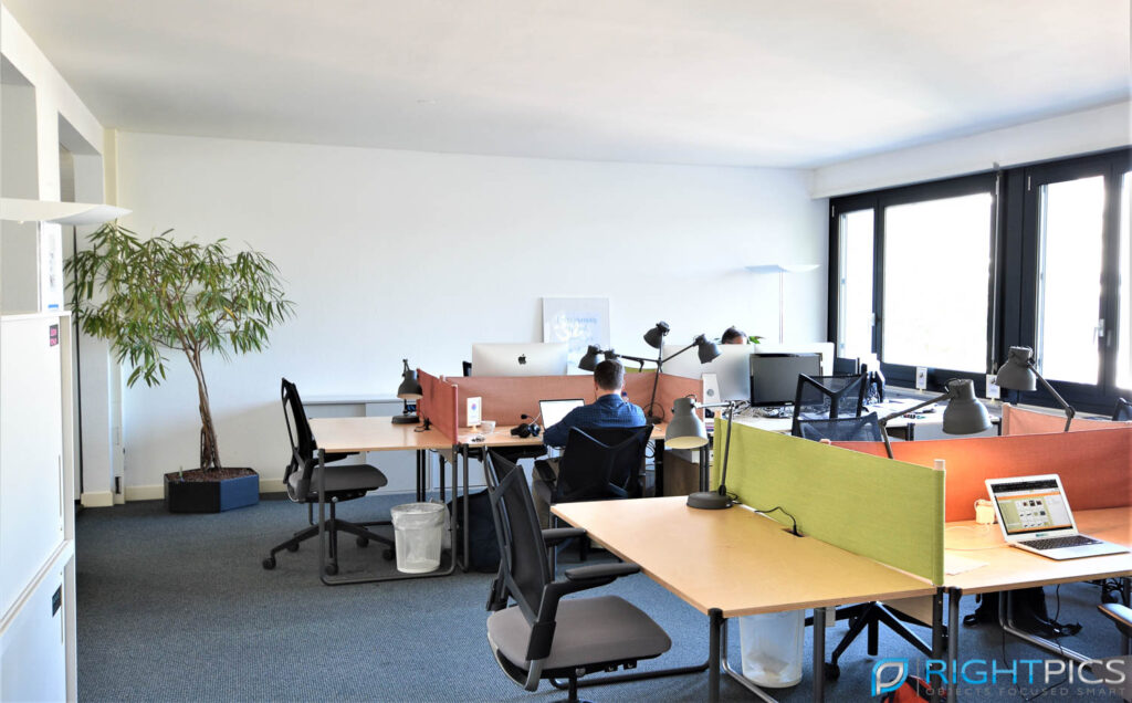 StartUp Academy BS Co-Working Area 4 OG 06