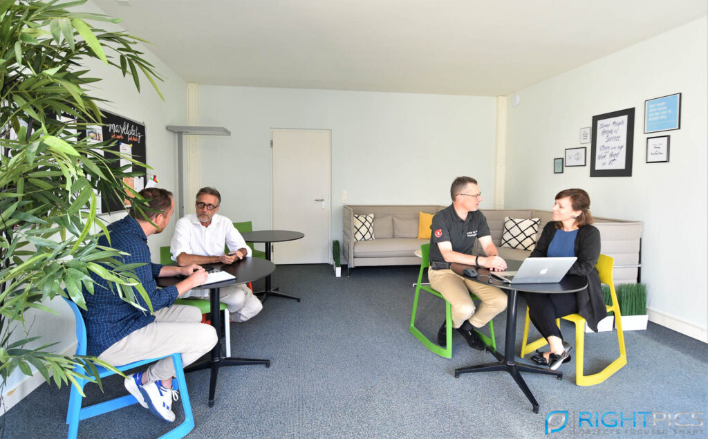 StartUp Academy BS Co-Working Area 4 OG Lounge 03