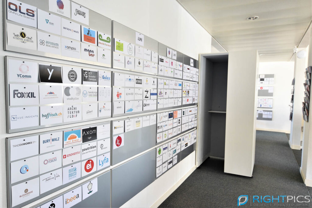 StartUp Academy BS Co-Working Area 4 OG SU Wall