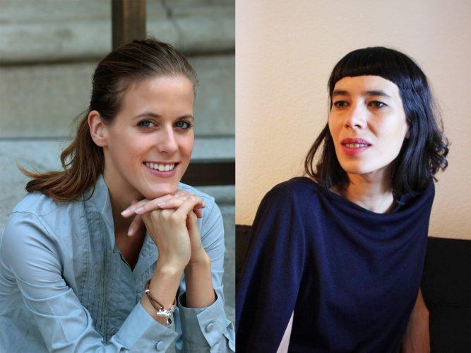 Gründerinnen, Isabelle Vionnet & Anuk Jovovic