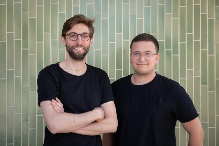 Nicolas Schmutz und Frederick Dürr