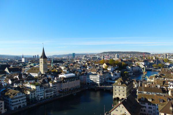 Zürich Header